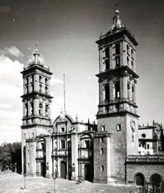 Catedral de Puebla de los Angeles